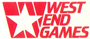West End Games is alive and kicking!  Eric Gibson's Update