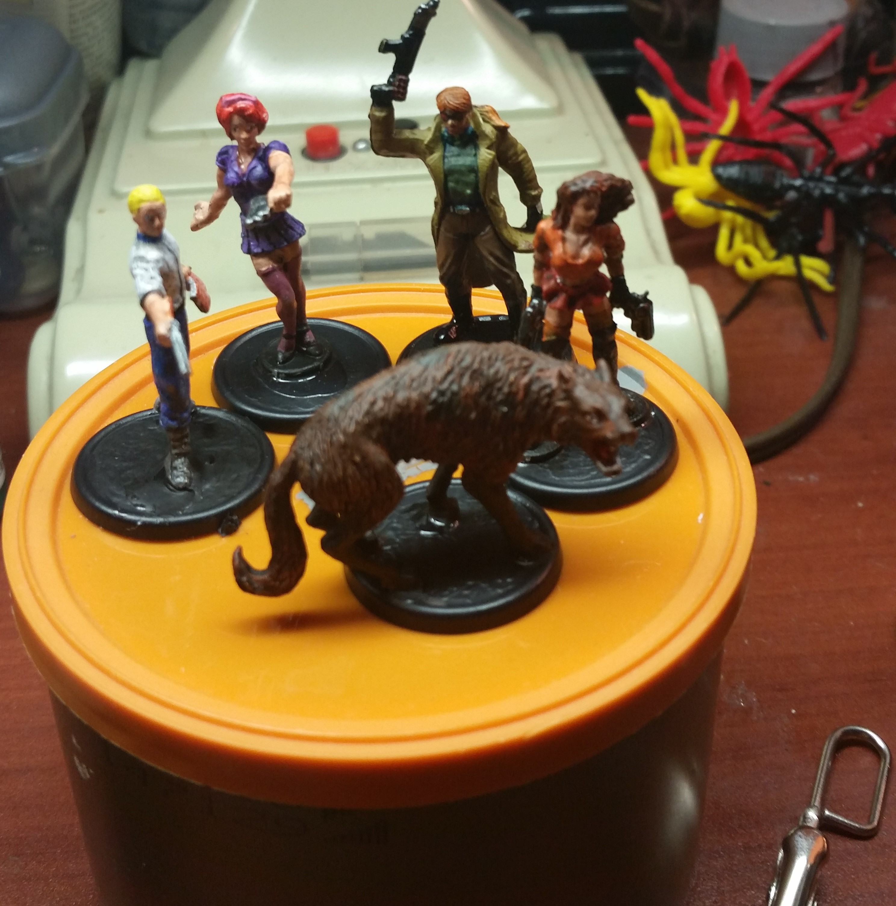 Custom RPG Minis