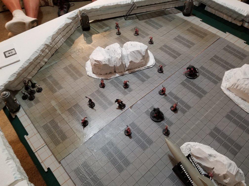 Crafting RPG Terrain
